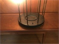Mid Century Modern Birdcage Lamp with 6 Lights