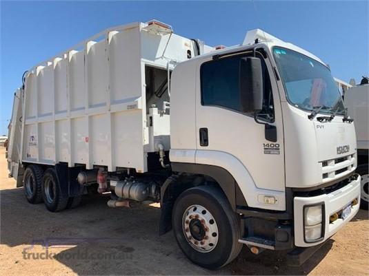 2012 Isuzu FVY 1400 Auto South West Isuzu  - Trucks for Sale