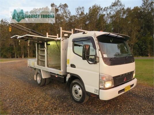 2007 Fuso Canter FE83 Midcoast Trucks - Trucks for Sale