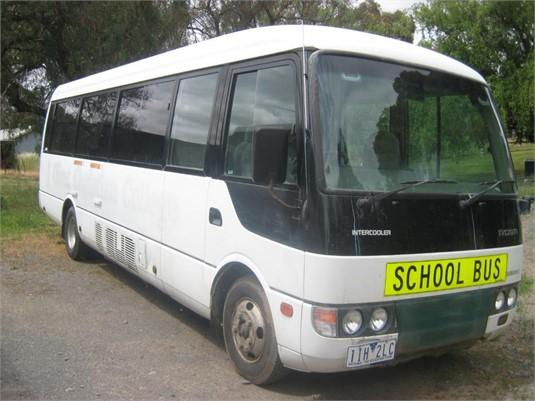 2003 Mitsubishi Rosa - Buses for Sale
