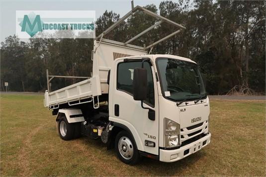 2016 Isuzu NLR 200 Midcoast Trucks - Trucks for Sale