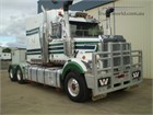 2012 Western Star 4864FXC Prime Mover