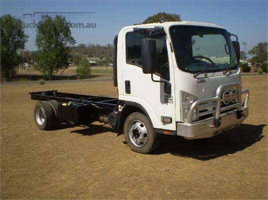 2013 Isuzu NPR 300 Black Truck Sales  - Trucks for Sale