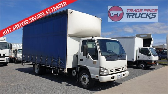 2007 Isuzu NQR 450 Trade Price Trucks  - Trucks for Sale