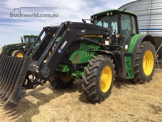 2018 John Deere 6150M  - Farm Machinery for Sale