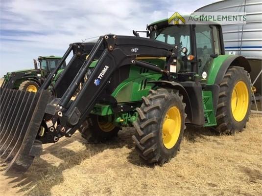 2018 John Deere 6150M Ag Implements  - Farm Machinery for Sale