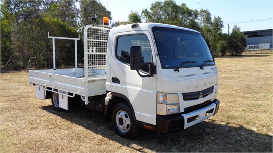 2013 Fuso Canter 515 Wide - Trucks for Sale