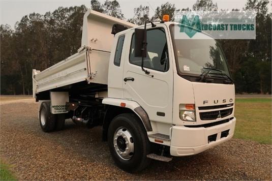 2008 Fuso Fighter 10 Midcoast Trucks - Trucks for Sale