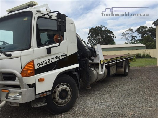 2004 Hino GH1J - Wrecking for Sale