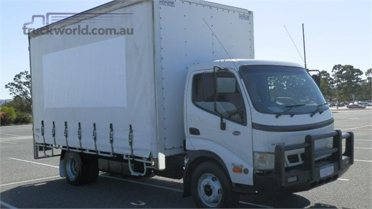2006 Hino Dutro 8500 Long Hi Grade Truck Traders WA - Trucks for Sale