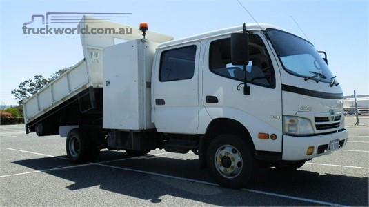 2010 Hino DUTRO 300 Truck Traders WA - Trucks for Sale