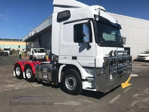 2013 Mercedes Benz Actros 2655 Adtrans Used Trucks Sydney - Trucks for Sale