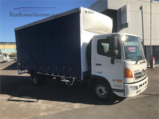 2014 Hino 500 Series 1022 FC Adtrans Used Trucks Sydney - Trucks for Sale