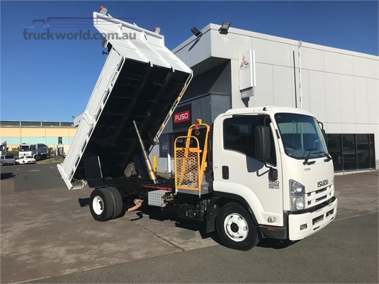 2010 Isuzu FRR Adtrans Used Trucks Sydney - Trucks for Sale