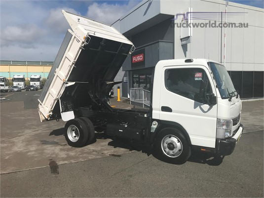 2014 Mitsubishi Fuso CANTER 715 Adtrans Used Trucks Sydney - Trucks for Sale