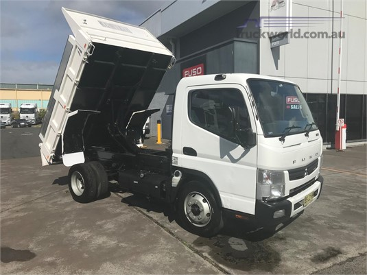 2012 Mitsubishi Fuso CANTER 715 Adtrans Used Trucks Sydney - Trucks for Sale