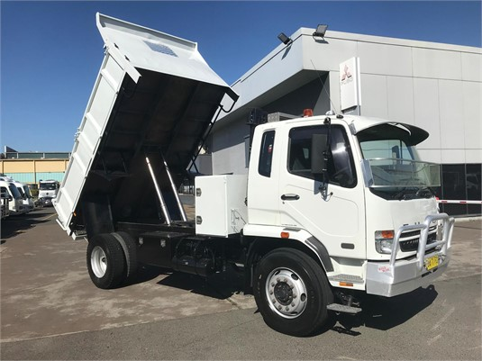 2008 Mitsubishi Fuso FIGHTER 1627 - Trucks for Sale