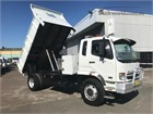 2008 Mitsubishi Fuso FIGHTER 1627 Tipper