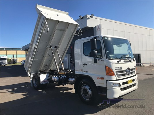 2016 Hino 500GH1728 Adtrans Used Trucks Sydney - Trucks for Sale