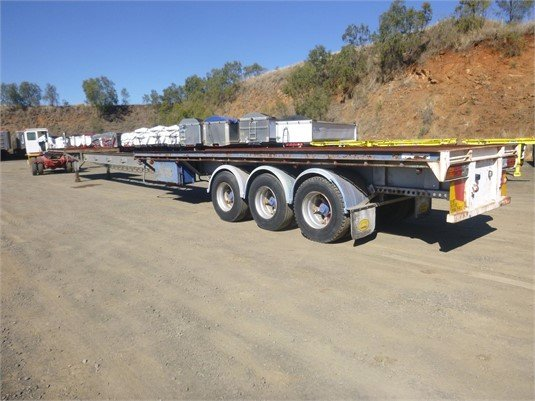 1969 Freighter Flat Top Trailer - Trailers for Sale