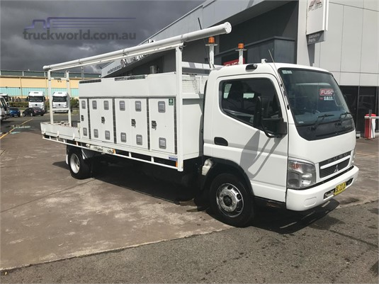 2010 Mitsubishi Fuso FIGHTER 1627 Adtrans Used Trucks Sydney - Trucks for Sale