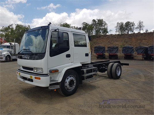 1997 Isuzu FTR 800 - Trucks for Sale