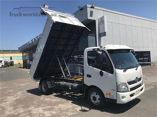 2012 Hino 300 Series 816 Adtrans Used Trucks Sydney - Trucks for Sale