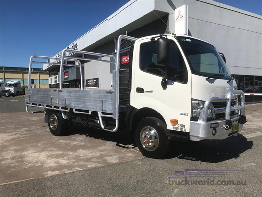 2018 Hino 300 Series 816 Adtrans Used Trucks Sydney - Trucks for Sale
