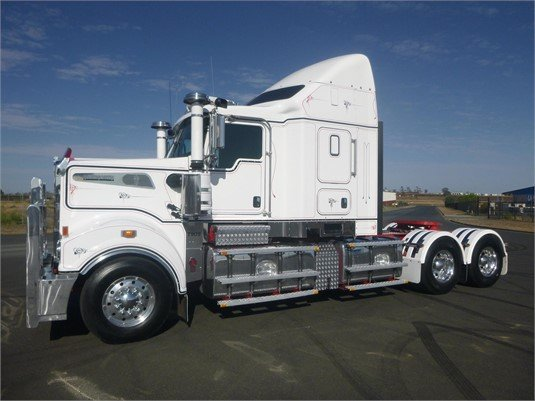 2012 Kenworth T909 - Trucks for Sale
