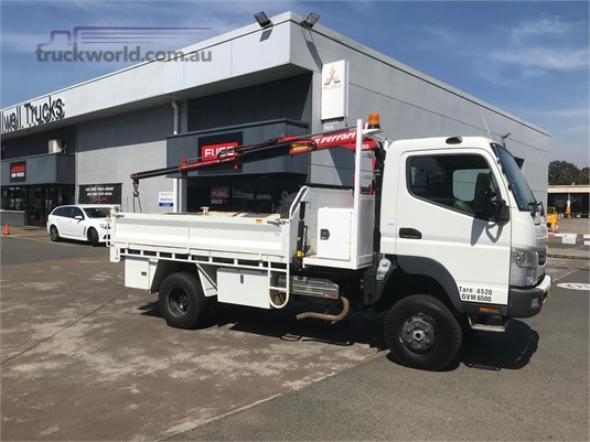 2012 Mitsubishi Fuso CANTER FG Adtrans Used Trucks Sydney - Trucks for Sale