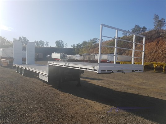 1999 Freightmaster Drop Deck Trailer - Trailers for Sale