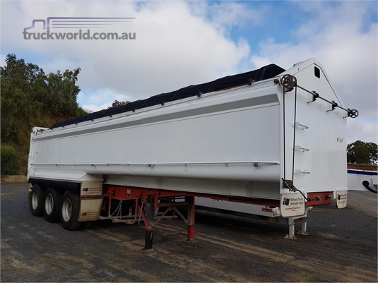 2008 Shephard Tipper Trailer - Trailers for Sale