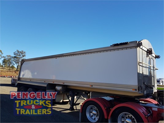 2009 Scomar Tipper Trailer Pengelly Truck & Trailer Sales & Service - Trailers for Sale