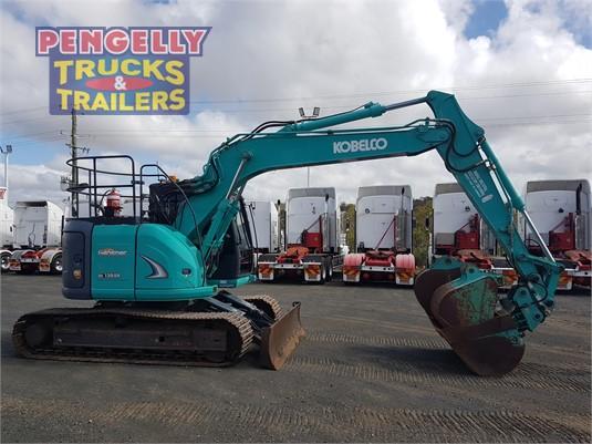 2013 Kobelco SK135SR Pengelly Truck & Trailer Sales & Service - Heavy Machinery for Sale