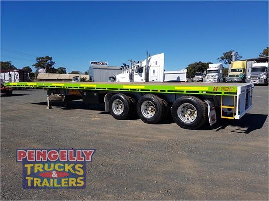 2014 Howard Porter Flat Top Trailer Pengelly Truck & Trailer Sales & Service  - Trailers for Sale