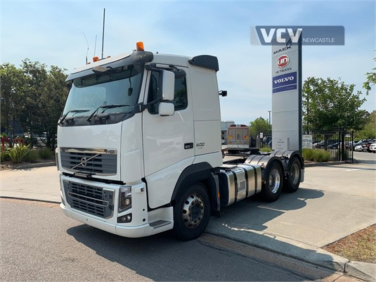 2013 Volvo FH600 Volvo Commercial Vehicles - Newcastle - Trucks for Sale