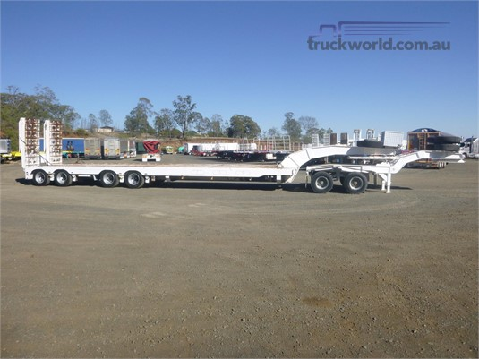 2008 Macol Low Loader Platform - Trailers for Sale