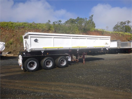 2010 Tristar Tipper Trailer - Trailers for Sale