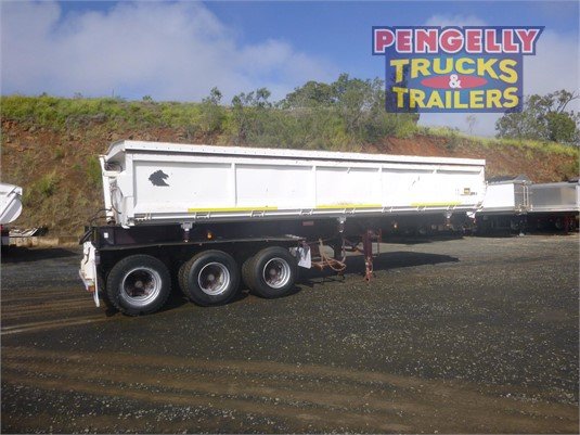 2010 Tristar Tipper Trailer Pengelly Truck & Trailer Sales & Service - Trailers for Sale