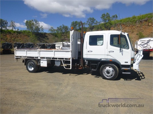 2001 Mitsubishi FK600 - Trucks for Sale