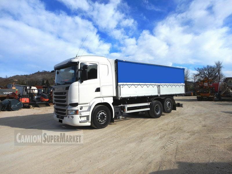 Scania R450 used 2017