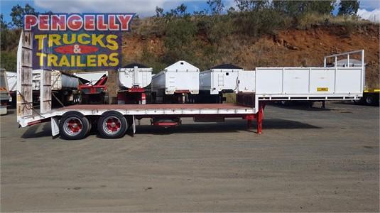 2004 Custom Drop Deck Trailer Pengelly Truck & Trailer Sales & Service - Trailers for Sale