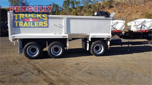 2005 Cobbco Tipper Trailer Pengelly Truck & Trailer Sales & Service - Trailers for Sale