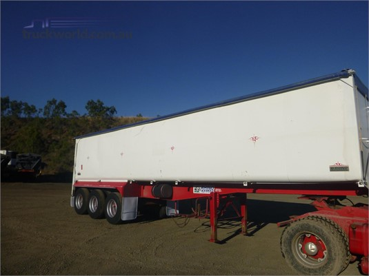 2011 Rhino Grain Tipper Trailer - Trailers for Sale