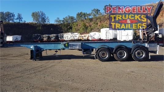 2008 Hammar Side Lifter Trailer Pengelly Truck & Trailer Sales & Service - Trailers for Sale