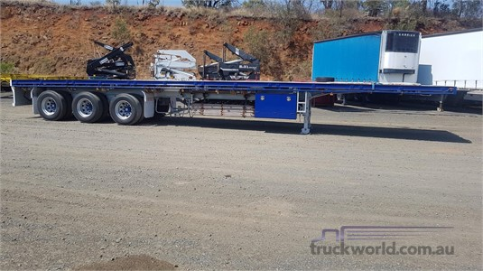 2011 Vawdrey Flat Top Trailer - Trailers for Sale
