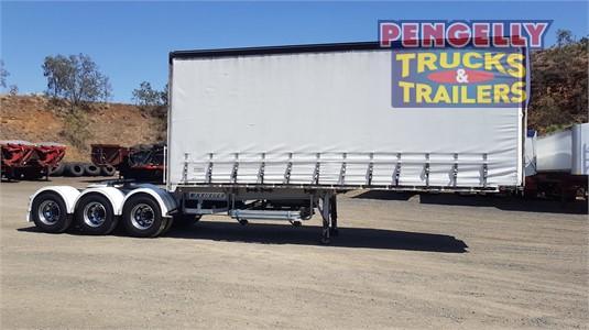2004 Krueger Curtainsider Pengelly Truck & Trailer Sales & Service  - Trailers for Sale