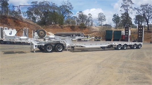 2014 Drake Low Loader Platform - Trailers for Sale