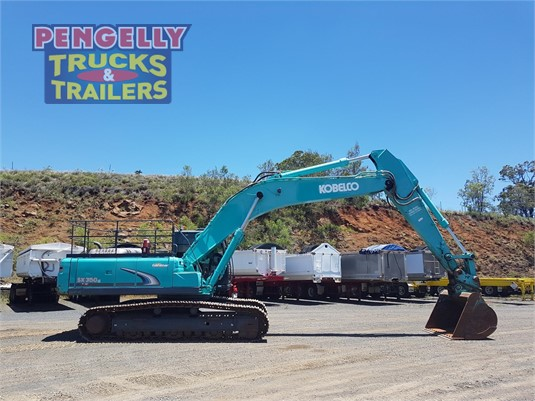 Kobelco SK350 Pengelly Truck & Trailer Sales & Service - Heavy Machinery for Sale