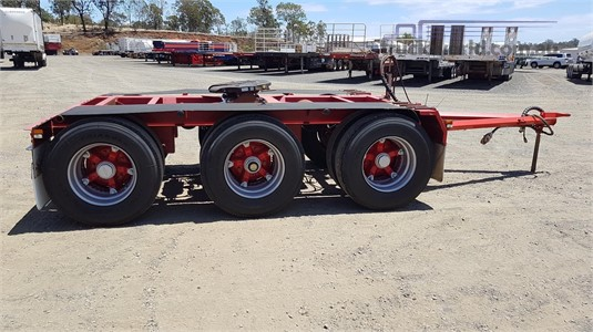 2012 Maxitrans Dolly - Trailers for Sale